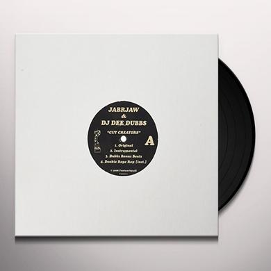 Jabrjaw / Dj Dee Dubbs CUT CREATORS / SONGS LIKE THESE Vinyl Record - Reissue