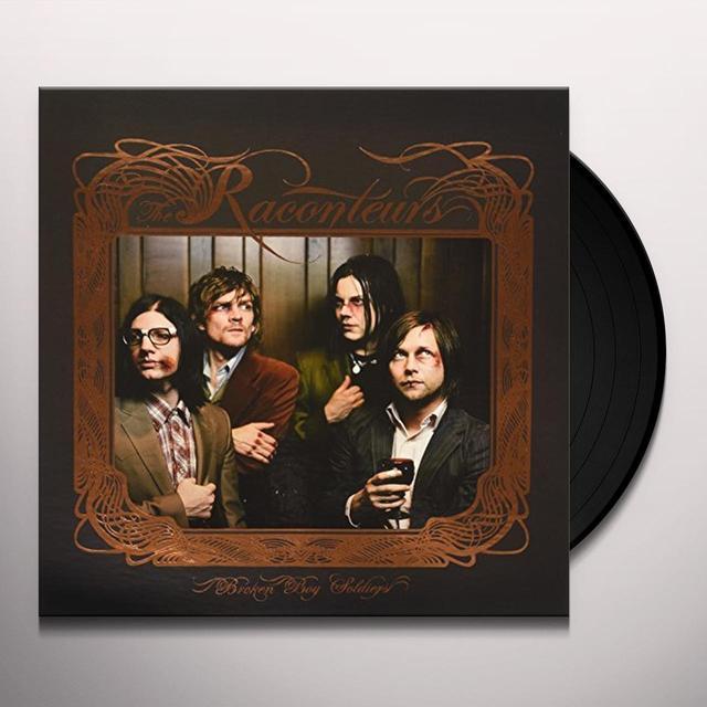 The Raconteurs BROKEN BOY SOLDIERS Vinyl Record - 180 Gram Pressing