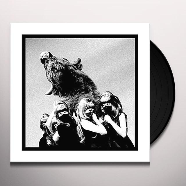 The Dead Weather I CUT LIKE A BUFFALO / A CHILD OF A FEW HOURS IS Vinyl Record