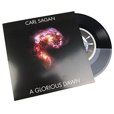 Carl Sagan A GLORIOUS DAWN Vinyl Record
