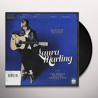 Laura Marling BLUES RUN THE GAME / THE NEEDLE & THE DAMAGE DONE Vinyl Record