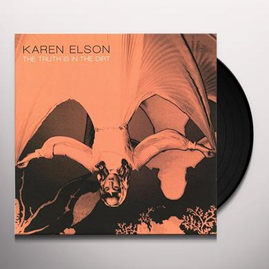 Karen Elson TRUTH IS IN THE DIRT / SEASON OF THE WITCH Vinyl Record