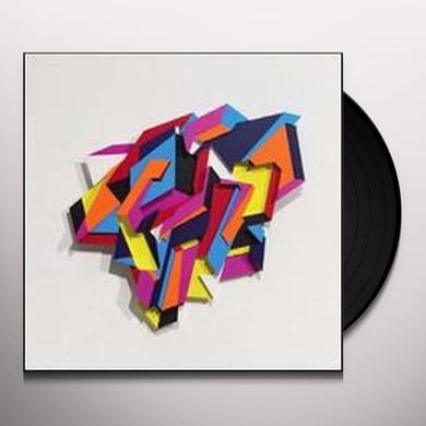 Tj Kong & Nuno Dos Santos WHERE WERE YOU (EP) Vinyl Record