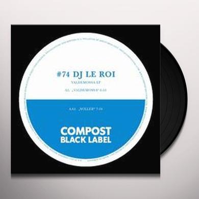 Dj Le Roi VALDEMOSSA (EP) Vinyl Record