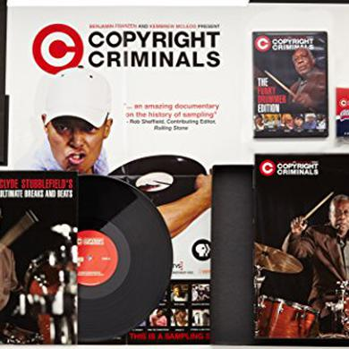 Copyright Criminals FUNKY DRUMMER EDITION / CLYDE STUBBLEFIEL'S Vinyl Record