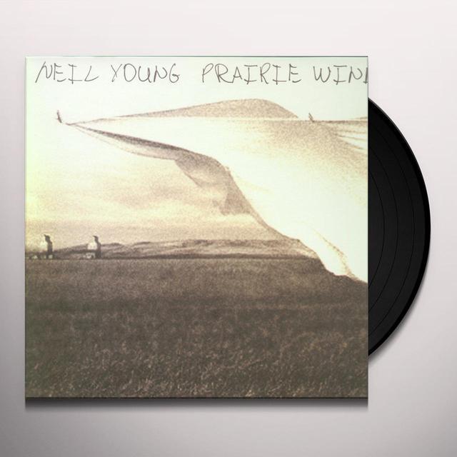 Neil Young PRAIRIE WIND (TGV) (Vinyl)