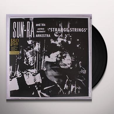 STRANGE STRINGS Vinyl Record