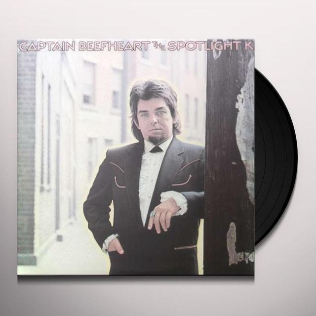 Captain Beefheart SPOTLIGHT KID Vinyl Record