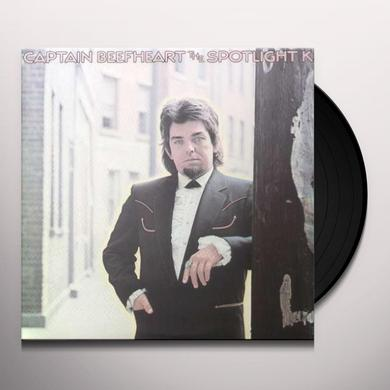 Captain Beefheart SPOTLIGHT KID Vinyl Record