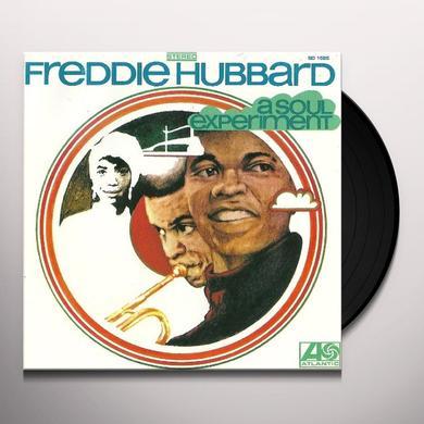 Freddie Hubbard SOUL EXPERIMENT Vinyl Record
