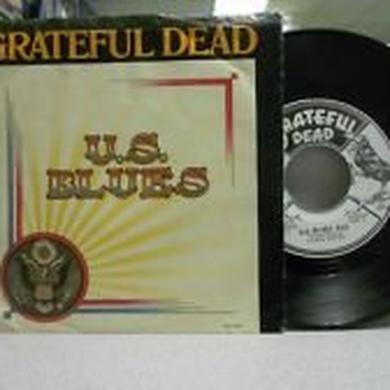 The Dead Weather BLUE BLOOD BLUES / JAWBREAKER Vinyl Record