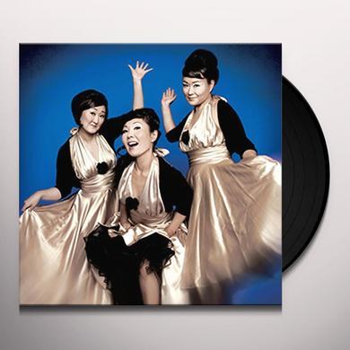 The 5.6.7.8's SHO-JO-JI (THE HUNGRY RACCOON) / CHARUMERA SOBAYA Vinyl Record