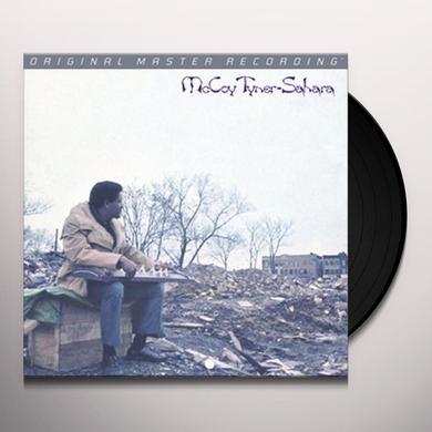Mccoy Tyner SAHARA Vinyl Record - 180 Gram Pressing
