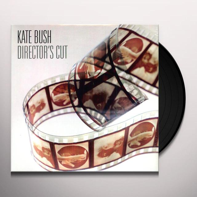 Kate Bush DIRECTOR'S CUT Vinyl Record - UK Release