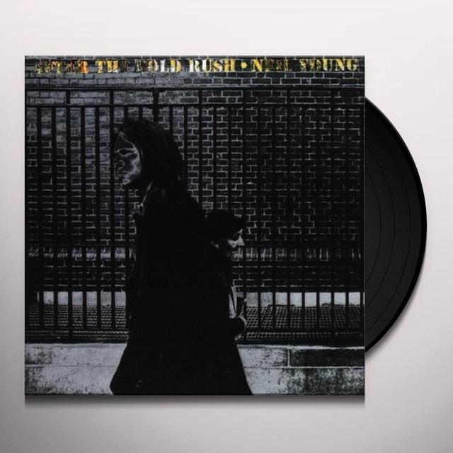 Neil Young AFTER THE GOLD RUSH Vinyl Record - 180 Gram Pressing