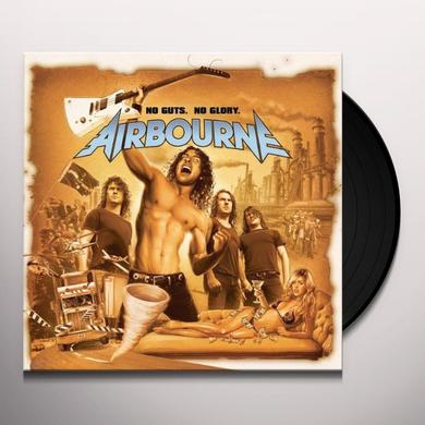 Airbourne NO GUTS NO GLORY Vinyl Record - 180 Gram Pressing