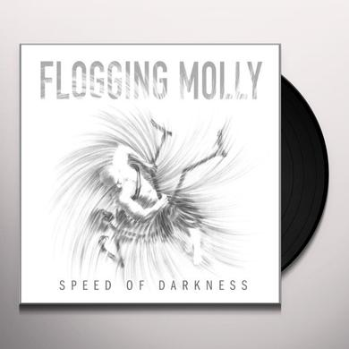 Flogging Molly SPEED OF DARKNESS Vinyl Record