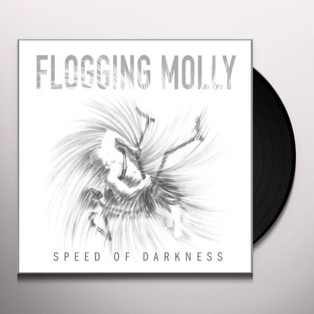 Flogging Molly SPEED OF DARKNESS Vinyl Record
