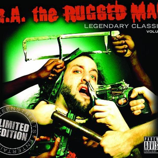 R.A. Rugged Man LEGENDARY CLASSICS 1 Vinyl Record