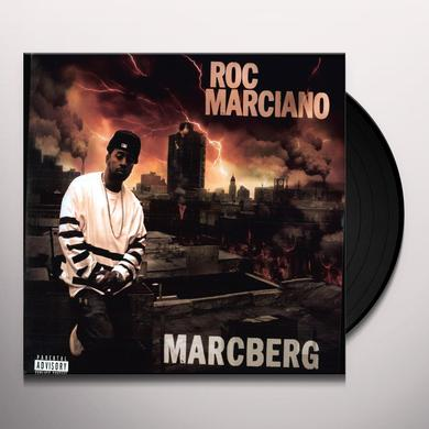 Roc Marciano MARCBERG (BONUS TRACK) Vinyl Record