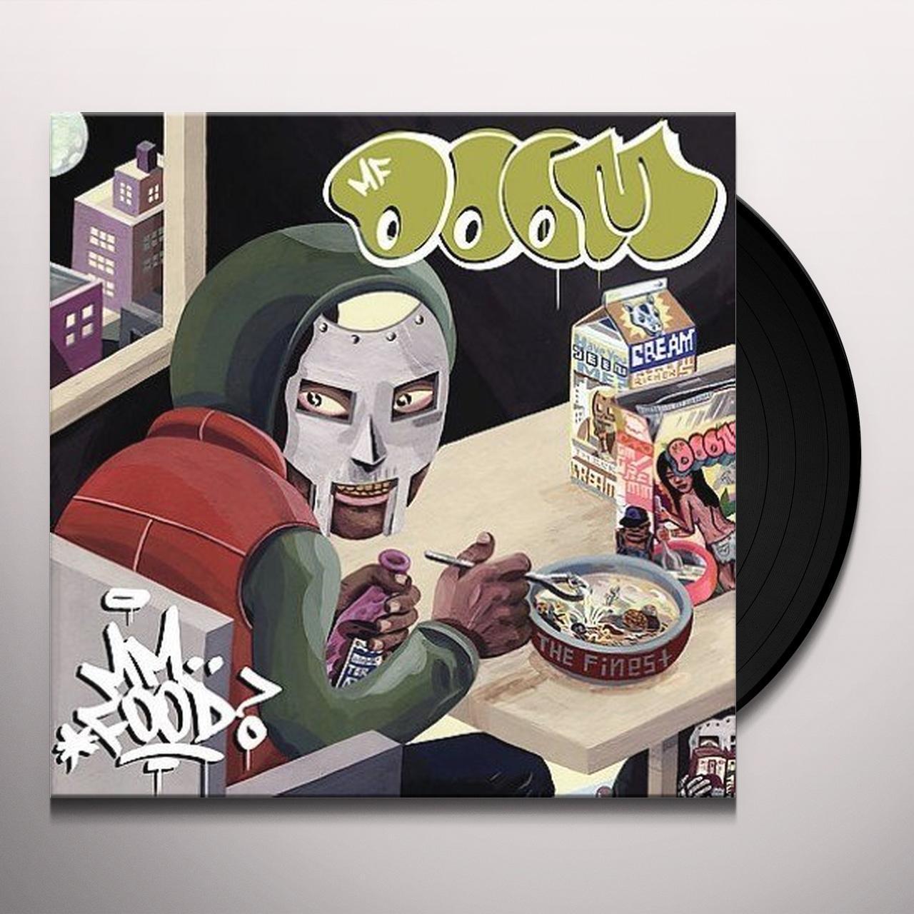 Mf Doom Mm Food Vinyl Record