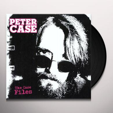 Peter Case CASE FILES Vinyl Record