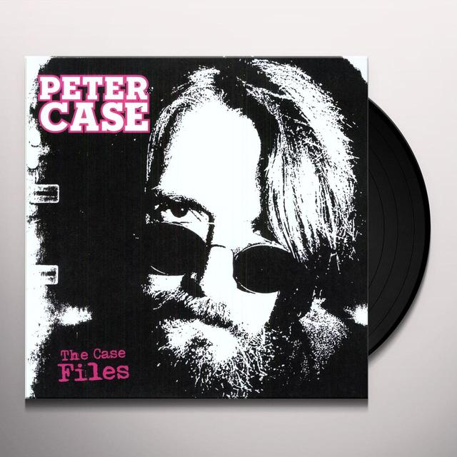 Peter Case CASE FILES Vinyl Record - Digital Download Included