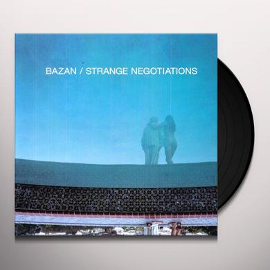 David Bazan STRANGE NEGOTIATIONS Vinyl Record - MP3 Download Included