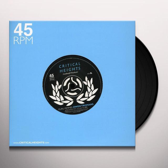 Wooden Wand CIRCLE Vinyl Record