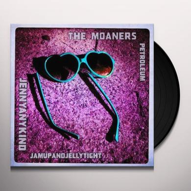 Moaners / Jennyanykind SPLIT Vinyl Record