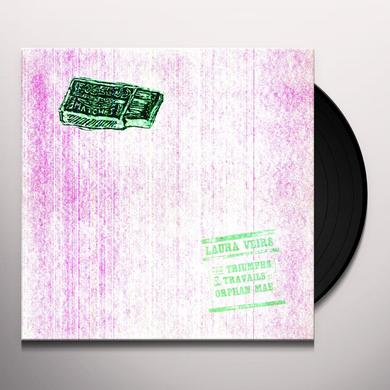 Laura Veirs TRIUMPHS & TRAVAILS OF ORPHAN MAE Vinyl Record - Digital Download Included