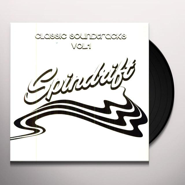 Spindrift CLASSIC SOUNDTRACKS Vinyl Record