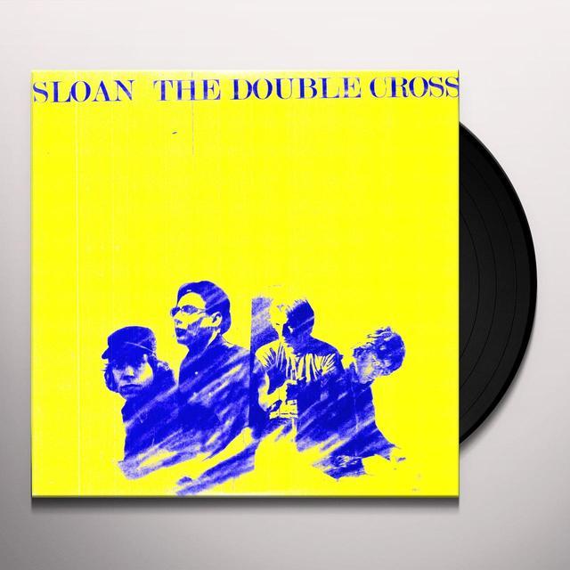 Sloan DOUBLE CROSS Vinyl Record