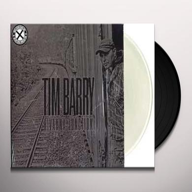 Tim Barry RIVANNA JUNCTION Vinyl Record - Reissue
