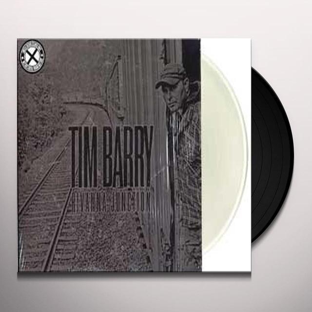 Tim Barry RIVANNA JUNCTION Vinyl Record - Reissue