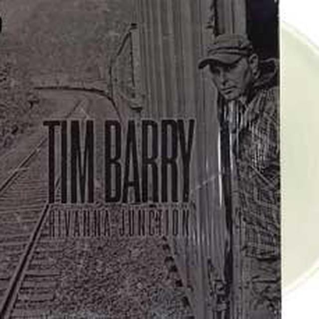 Tim Barry RIVANNA JUNCTION Vinyl Record