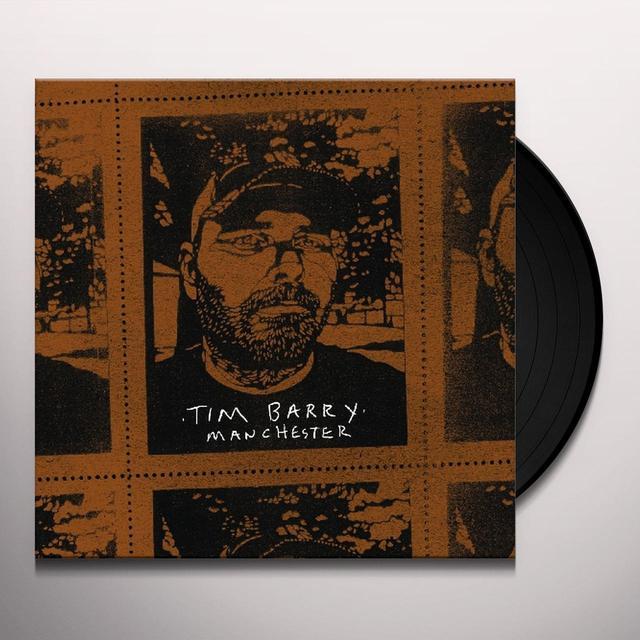 Tim Barry MANCHESTER Vinyl Record - Reissue