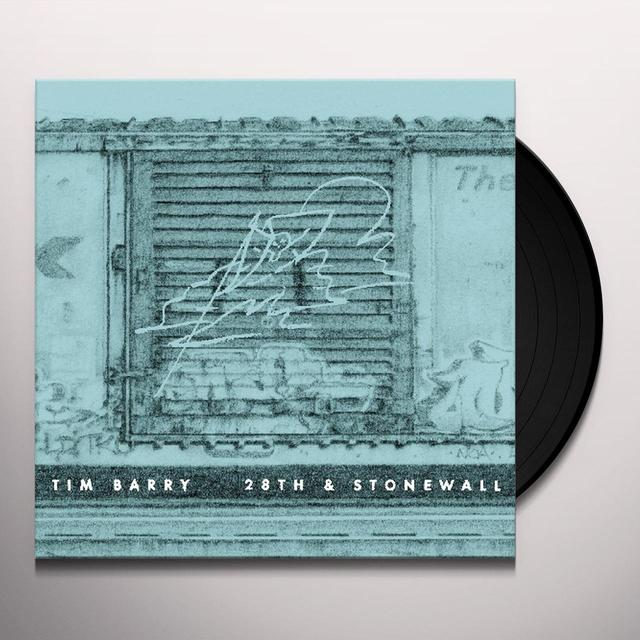 Tim Barry 28TH AND STONEWALL Vinyl Record - Reissue
