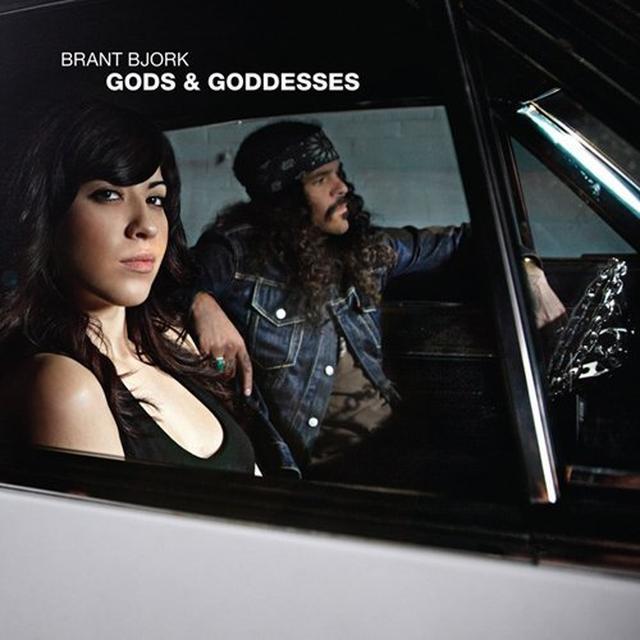 Brant Bjork GODS & GODDESSES Vinyl Record