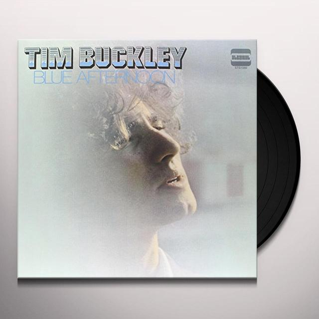 Tim Buckley BLUE AFTERNOON Vinyl Record - Reissue