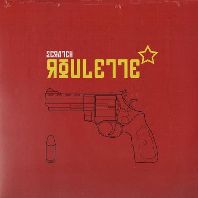 Dj Js-1 SCRATCH ROULETTE 2 Vinyl Record