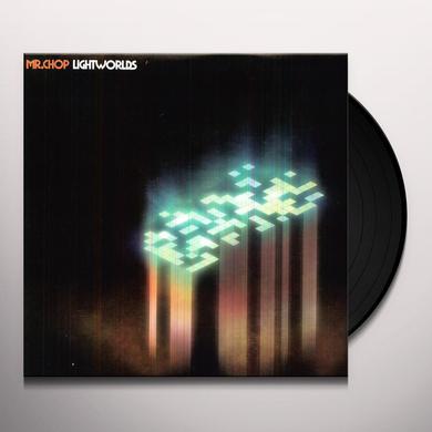 Mr Chop LIGHTWORLDS Vinyl Record