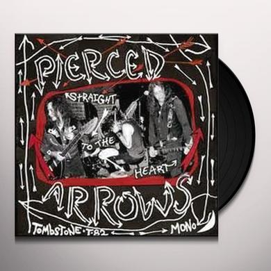 Pierced Arrows STRAIGHT TO THE HEART Vinyl Record
