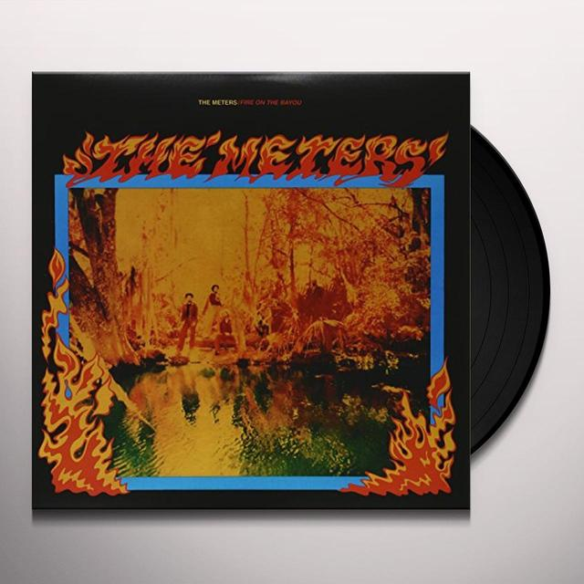 Meters FIRE ON THE BAYOU Vinyl Record - 180 Gram Pressing