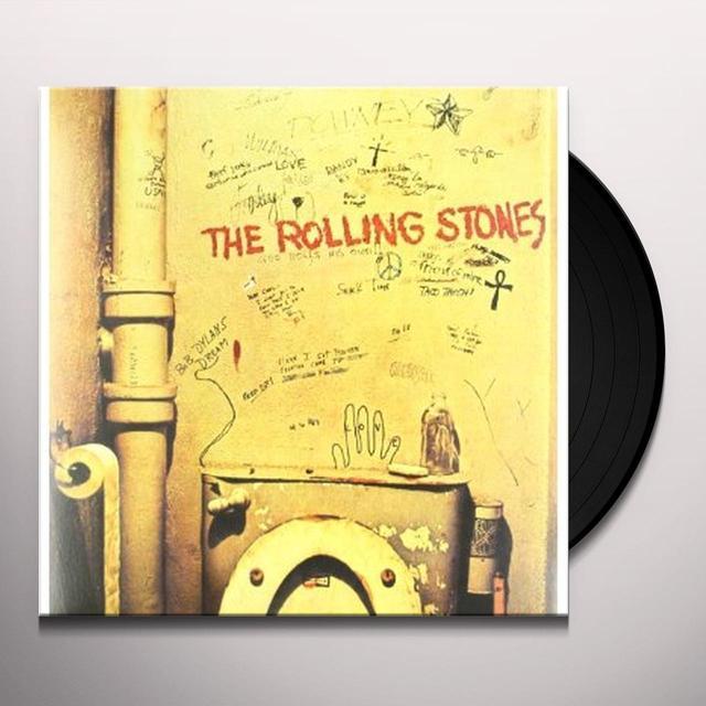 The Rolling Stones BEGGAR'S BANQUET Vinyl Record