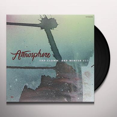 Atmosphere SAD CLOWN BAD WINTER 11 Vinyl Record