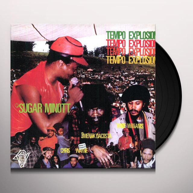 TEMPO EXPLOSION / VARIOUS Vinyl Record