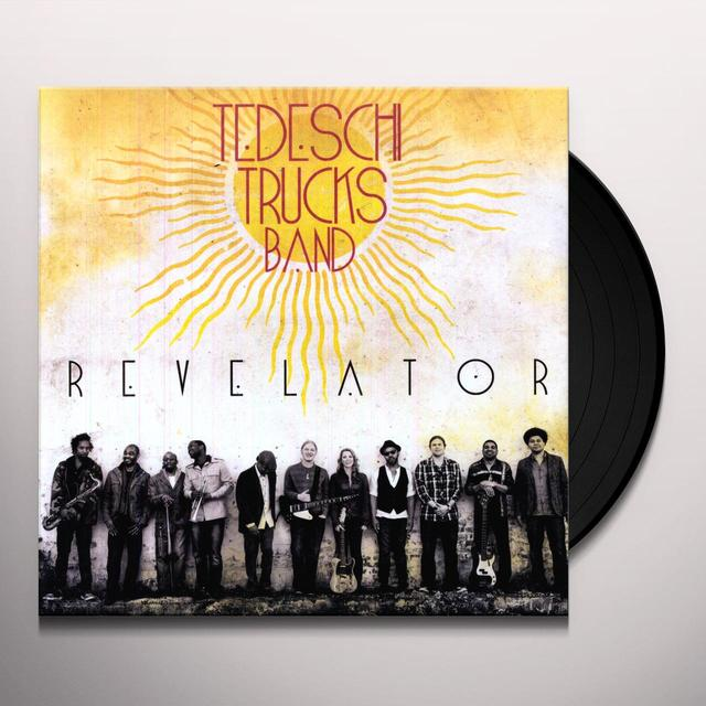 Tedeschi Trucks Band REVELATOR Vinyl Record