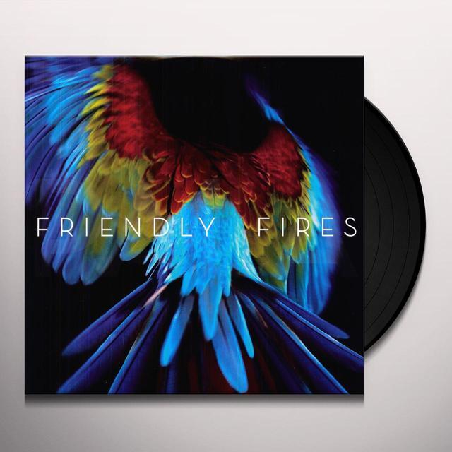 Friendly Fires PALA Vinyl Record