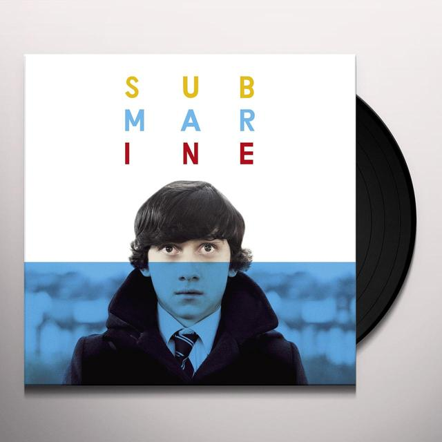 Alex Turner SUBMARINE Vinyl Record